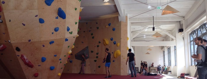 Boulderklub is one of Arneさんのお気に入りスポット.