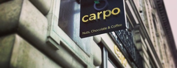 Carpo Piccadilly is one of London cafe & sweets.