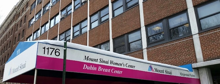 Mount Sinai Medical Center Dubin Breast Center is one of Posti che sono piaciuti a Paco.