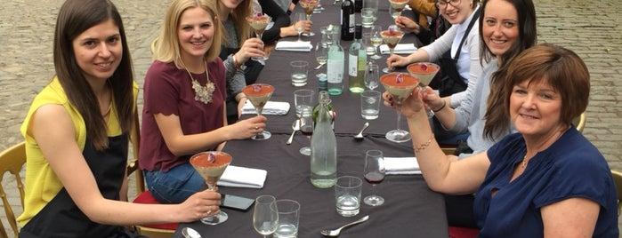 Edinburgh School of Food & Wine is one of Posti che sono piaciuti a Claudia.