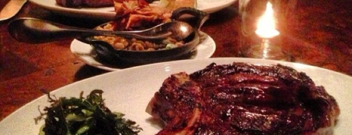 Bourbon Steak is one of Washington DC Food & Drink List.