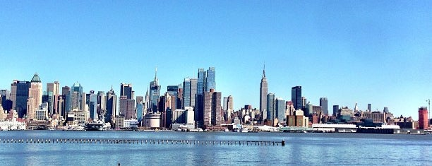Weehawken, NJ is one of NEW YORK 6.
