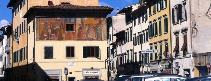 Piazza Della Calza is one of Best places in Firenze, Italia.