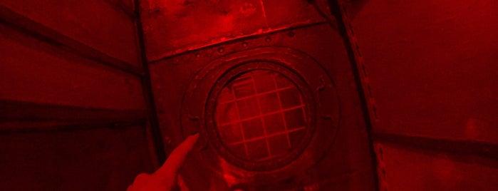 Подводная лодка «Б-413» is one of สถานที่ที่ Chelsea ถูกใจ.
