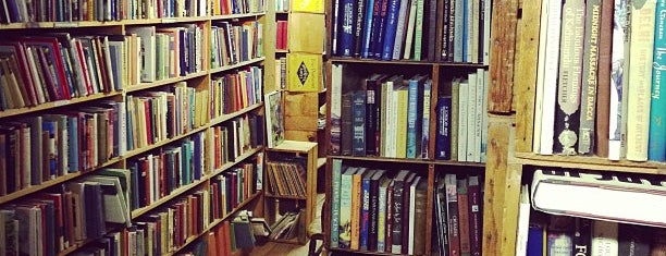 Baldwin's Book Barn is one of Indie Books.