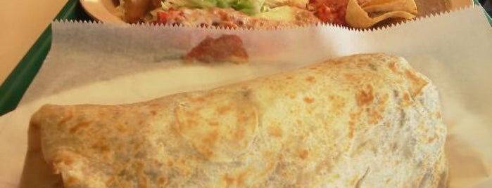 El Tio Loco is one of favorites.