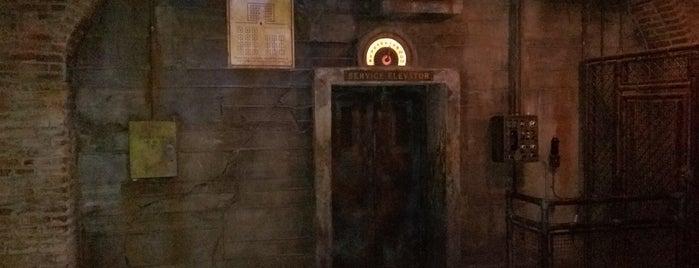 トワイライトゾーン・タワー・オブ・テラー is one of خورخ دانيالさんのお気に入りスポット.