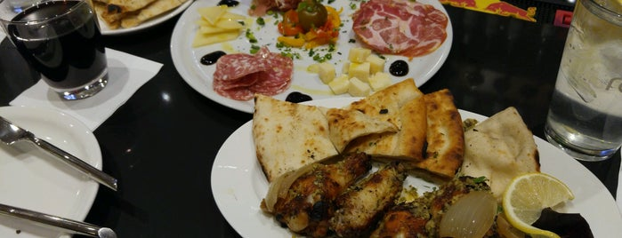Racca's Pizzeria is one of 2016/2017 Denver Dining Out Passbook.