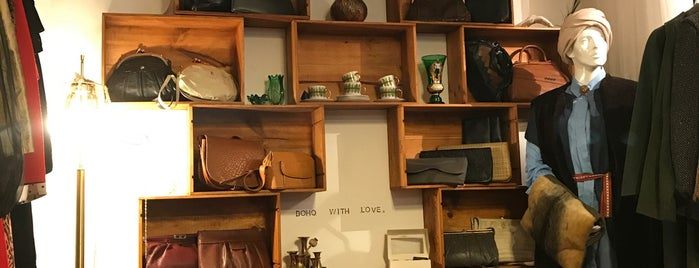 BOHO Vintage Concept Store is one of Prague.