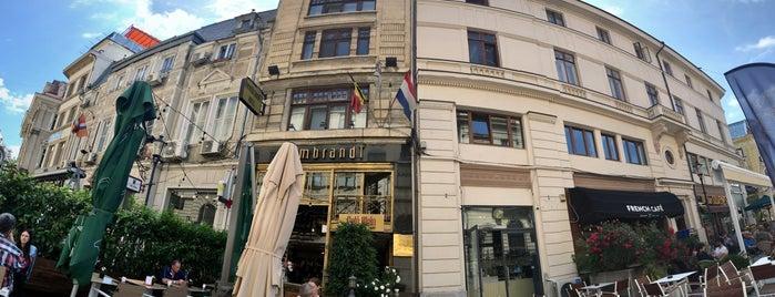 Rembrandt Café is one of P.