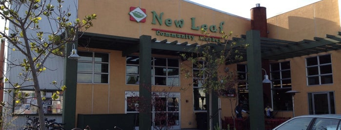 New Leaf Community Market is one of Lugares favoritos de Austin.