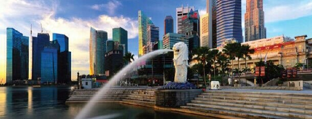 Singapore is one of Rio Mario's Liked Places.