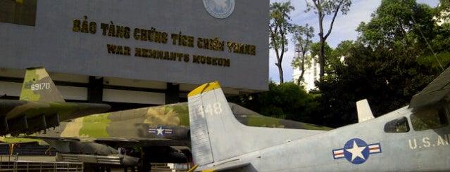 전쟁박물관 is one of Vietnam.