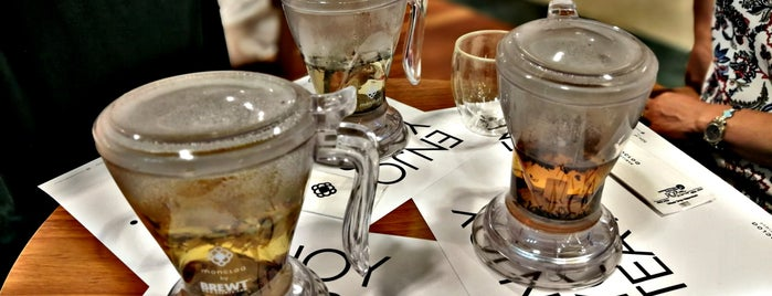 Moncloa Tea Boutique is one of Thonさんのお気に入りスポット.
