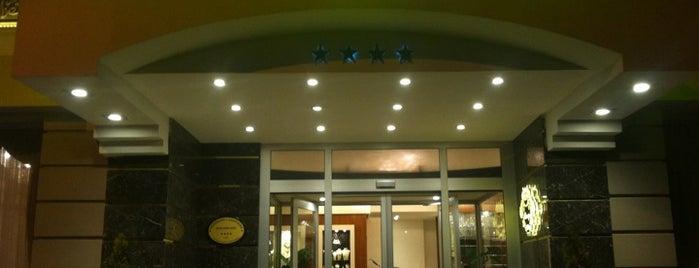 Buruciye Otel & Restaurant is one of Tempat yang Disukai Önder.