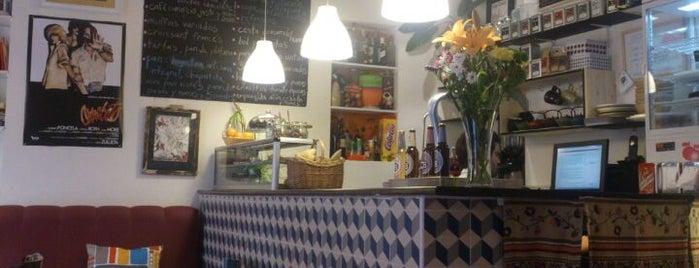 Café Kino is one of MADRID ★ Desayuno, Meriendas ★.
