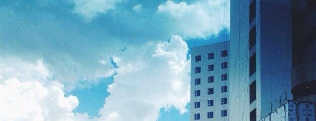 Ouro Minas Palace Hotel is one of Ótimos hotéis de Belo Horizonte.