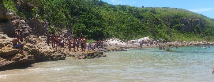 Praia das Conchas is one of Cabo Frio RJ.