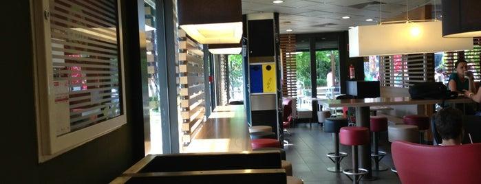 McDonald's is one of Lugares favoritos de Ignacio.