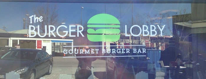 The Burger Lobby is one of Burguer Lover.
