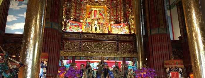 Chi Nan Temple is one of Things to do - Taipei & Vicinity, Taiwan.