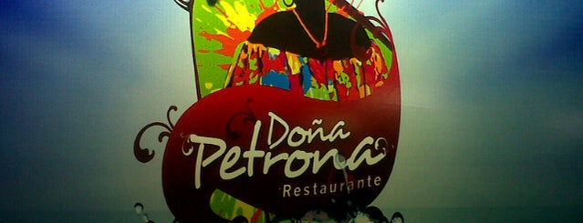 Restaurante Doña Petrona is one of Lugares.