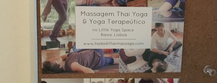 Little Yoga Space is one of Lisbon.