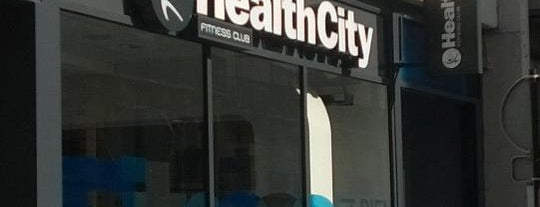 Health City is one of Parisian.