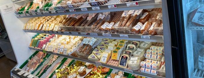 Roundman's is one of Mendocino.