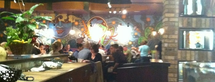 Mellow Mushroom is one of San Ant.