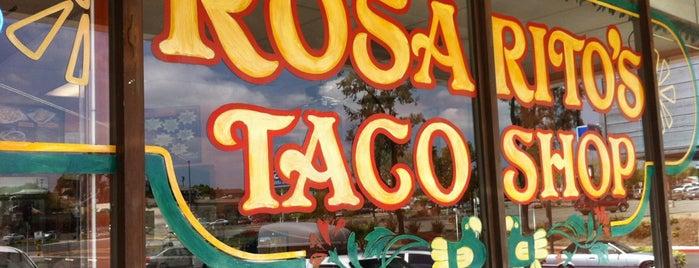 Rosarito's Mexican Food is one of Lugares favoritos de Kevin.