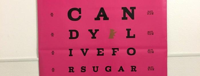 Santee Family Optometry is one of Locais curtidos por Alicia.