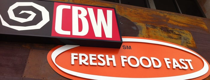 CBW Fresh Food Fast is one of Healthy Happy.