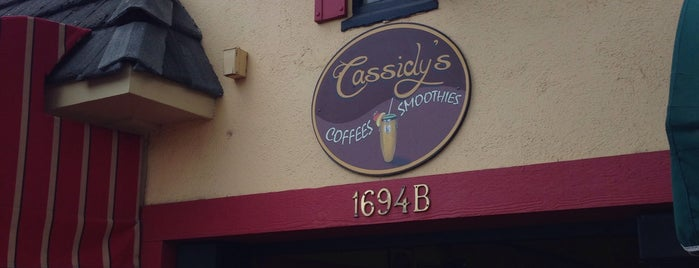 Cassidy's is one of Solvang, CA.