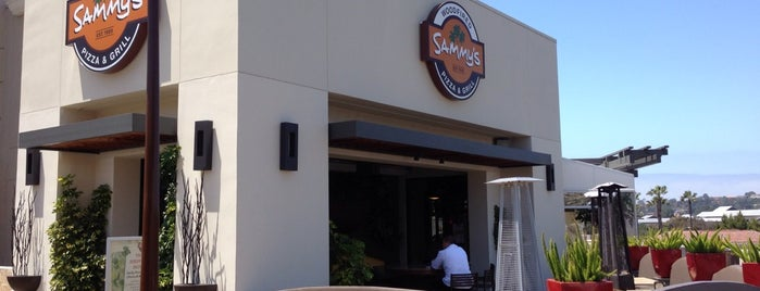 Sammy's Woodfired Pizza & Grill is one of SD.