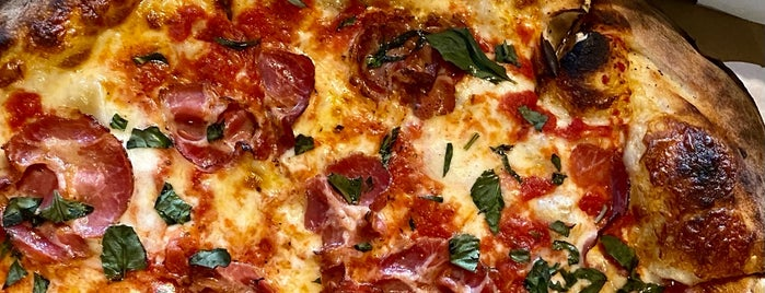 Apizza Scholls is one of PDX Pizza.