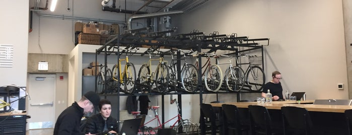 Heritage Bikes & Coffee is one of Chicago.