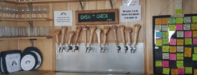 Idaho Brewing Company is one of Brewery & Distillery To-Do List.