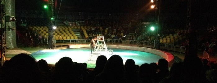 American Circus is one of Nilda'nın Beğendiği Mekanlar.