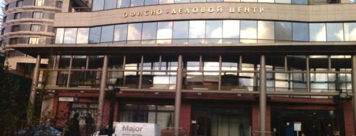 Отель «Бородино» is one of Orte, die Tata gefallen.