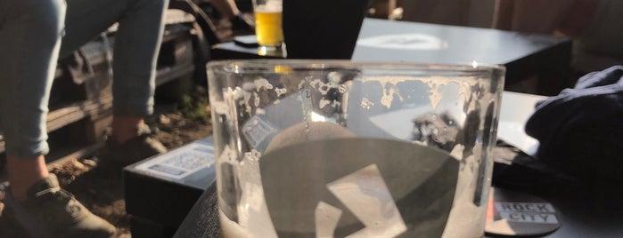 Rock City Brewing is one of Amersfoort.