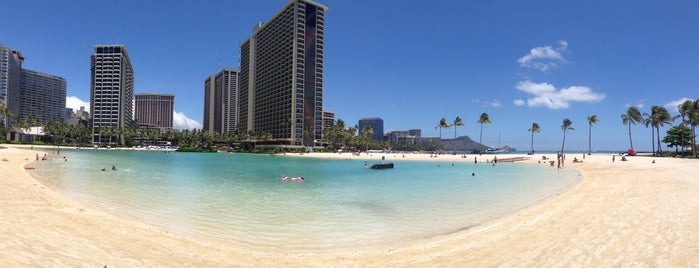 Duke Paoa Kahanamoku Lagoon is one of HI.