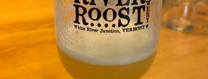 River Roost Brewery is one of Lieux qui ont plu à Cole.