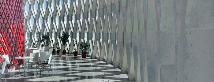 Sabanci University Nano Tecnology Center is one of IZMIR & ISTANBUL - TURKEY.