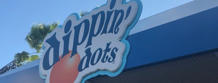 Dippin' Dots Cart is one of Lieux qui ont plu à Fernando.