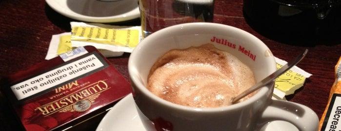 Caffe Bar Gaga is one of Coffee.