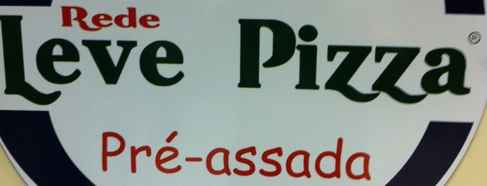 Leve Pizza is one of Henrique 님이 좋아한 장소.