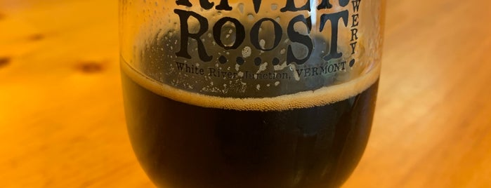 River Roost Brewery is one of Tempat yang Disukai Cole.