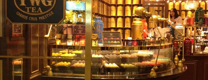 TWG Tea Salon & Boutique is one of Lugares favoritos de S.