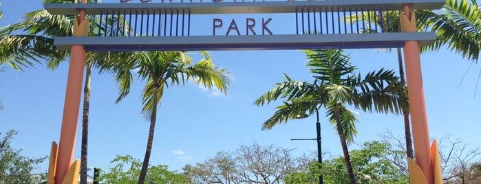 Downtown Doral Park is one of สถานที่ที่ Rachel ถูกใจ.